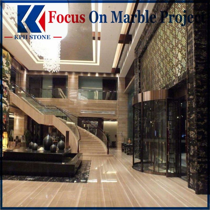 Serpeggiante Marble Tiles For Hotel Project