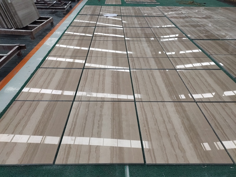 Italian Wood Grain Marble Slabs Serpeggiante Marble Tiles