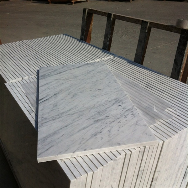 Wholesale Italian Carrara White Marble Tiles