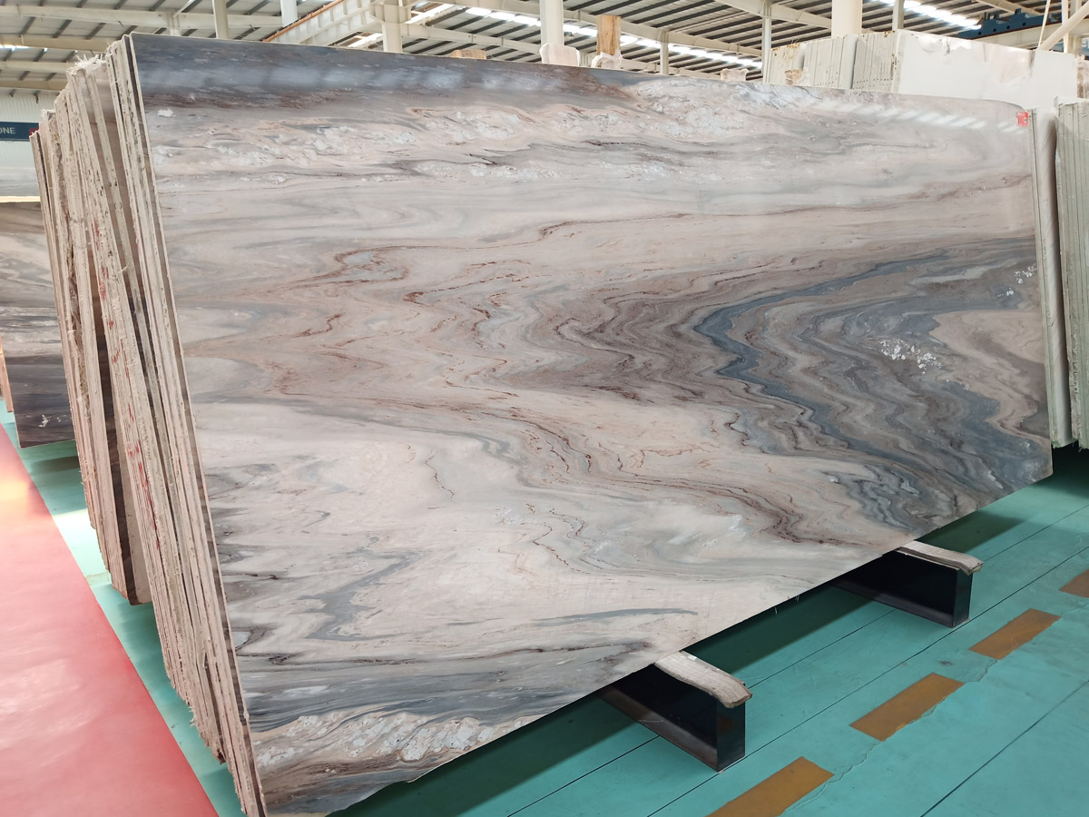 Top Quality Italy Palissandro Blue Marble Slabs