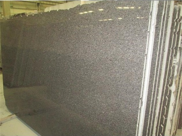 China Iundra Brown Granite slabs
