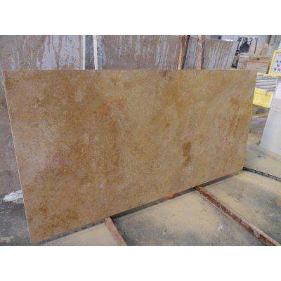 Ivory Classic Honed travertine