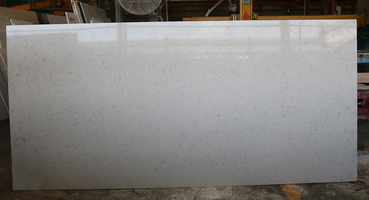 White Quartz Artificial Stone Slabs