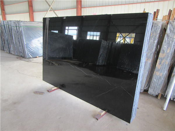 cheap black marble slab