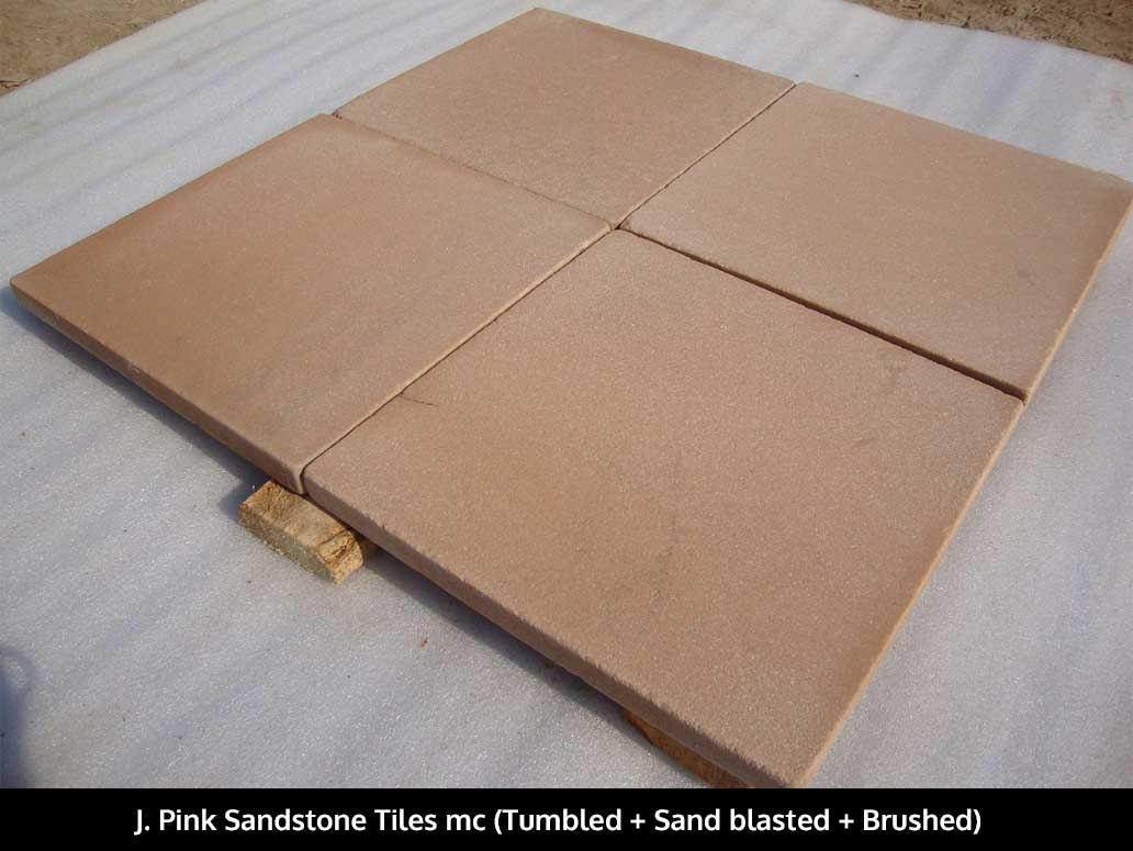 J. Pink Sandstone