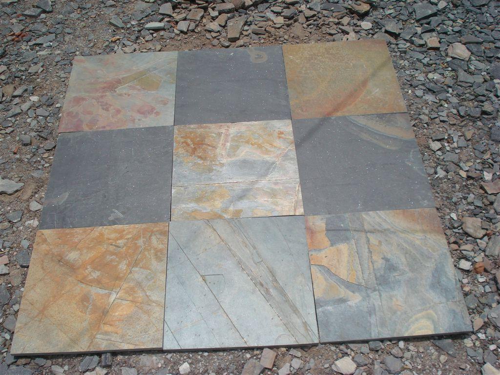 Jack Black Slate Tiles