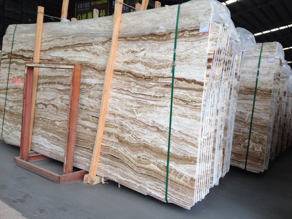 Jade travertine