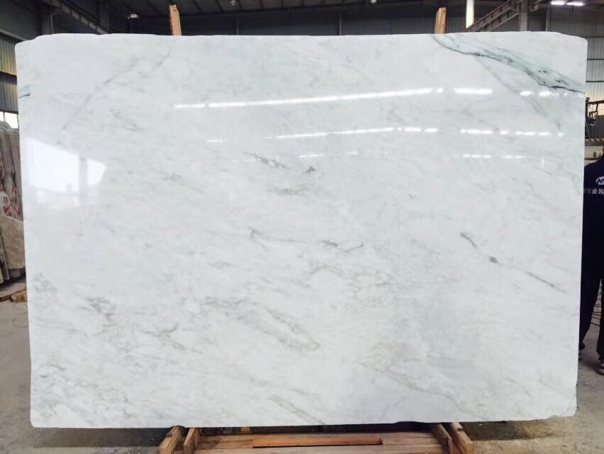 Chinese Jade White Marble Slabs & Tiles