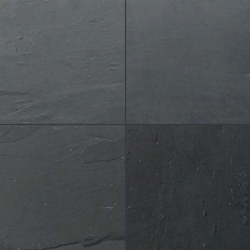 Jak Black Slate Stone Tiles