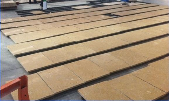 Germany Jura Beige Limestone Tiles