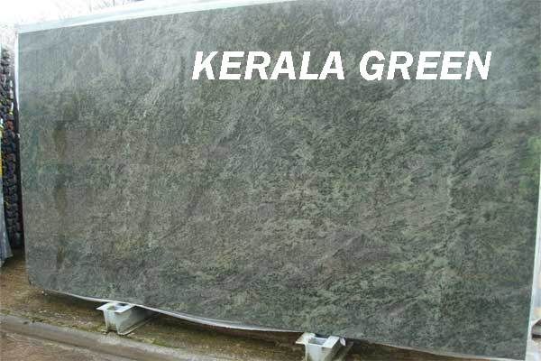 Kerala Green Granite Slabs