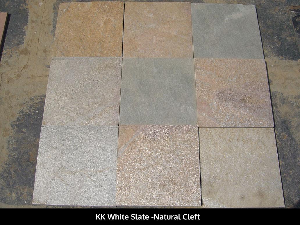 KK White Slate