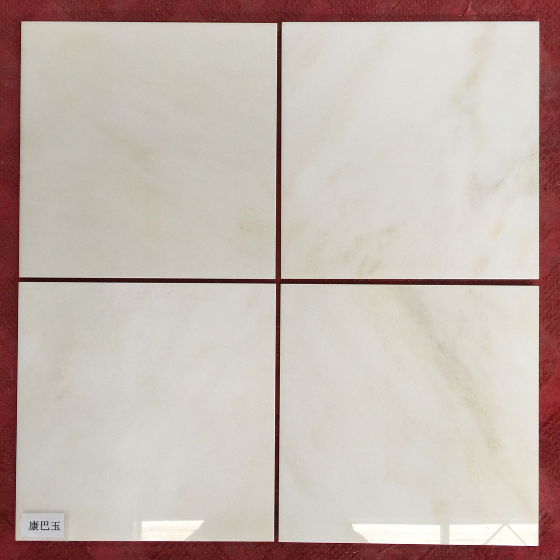 Zhongxi China White Marble Tiles