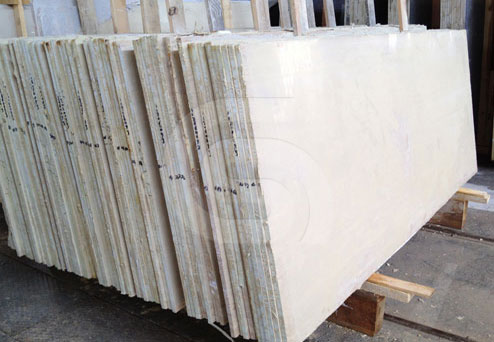 Karia Cream Beige marble
