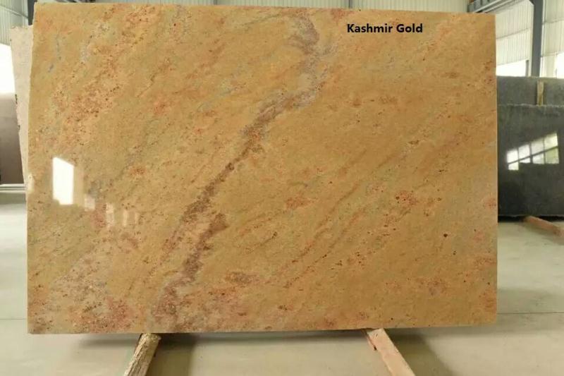 Kashmir Gold Granite Big Slab