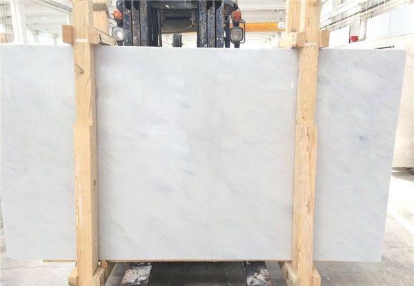 Kemalpasa White Marble Slabs