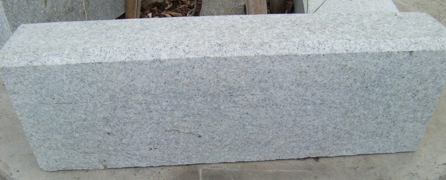 Grey Granite kerbstones