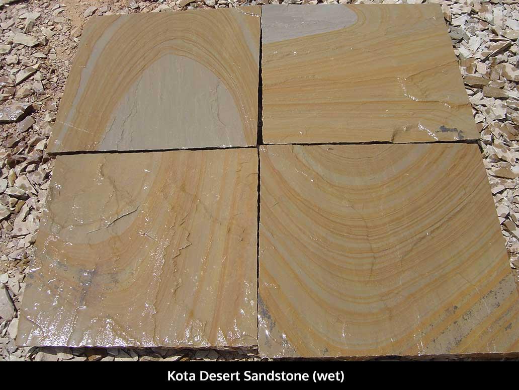 Kota Desert Sandstone