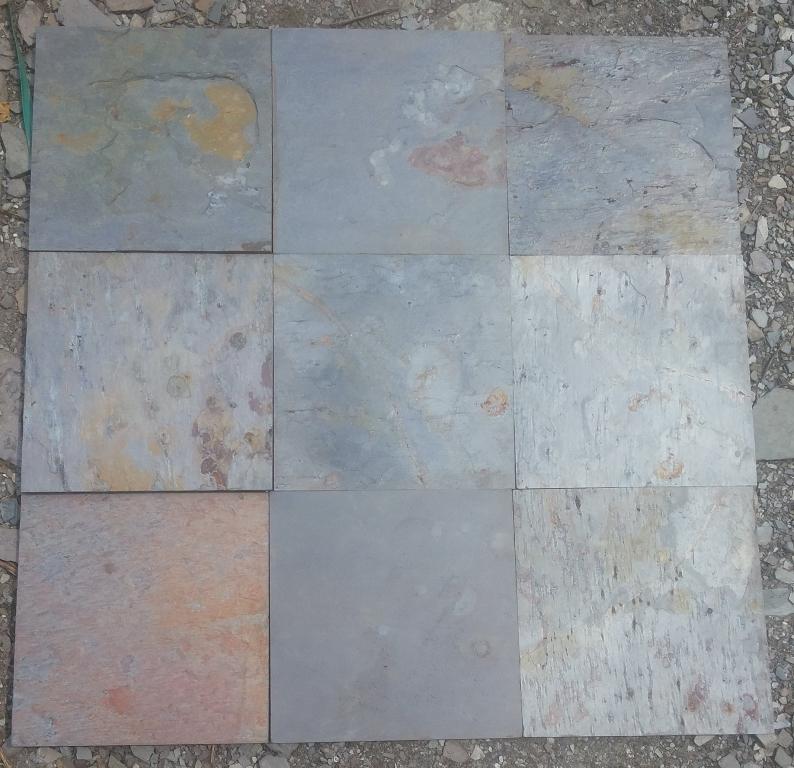 Kund Multicolor Slate DryTiles