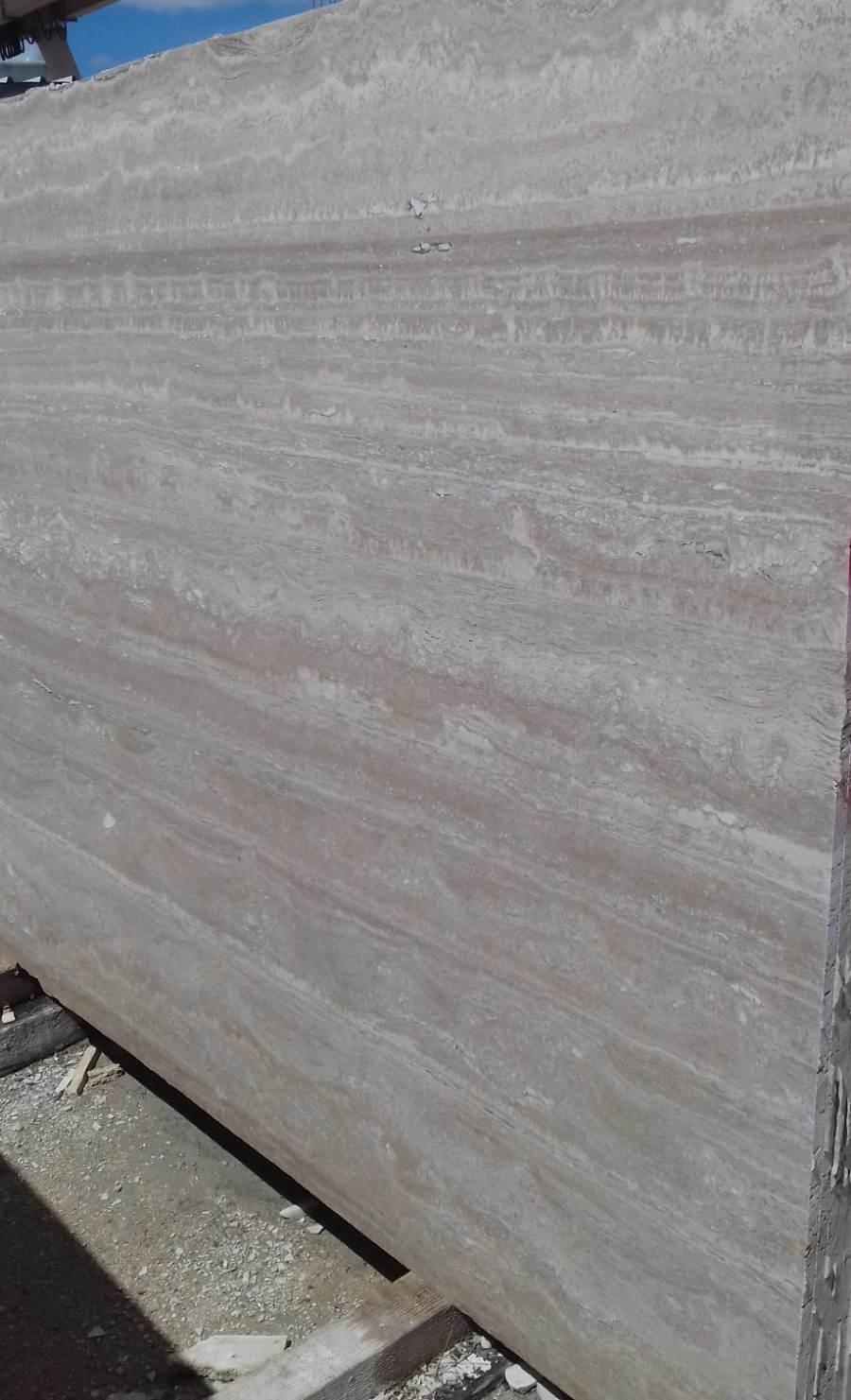 Travertino Classico Stone Slabs