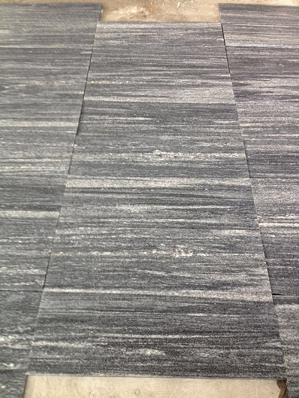 Landscape rock tile