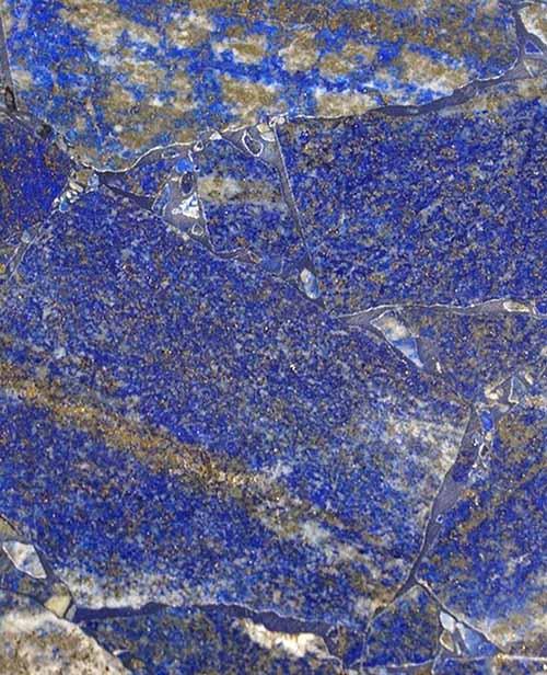Semiprecious Stone Lapis Lazuli