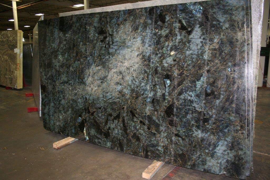 1.8cm Lemurian Blue Granite