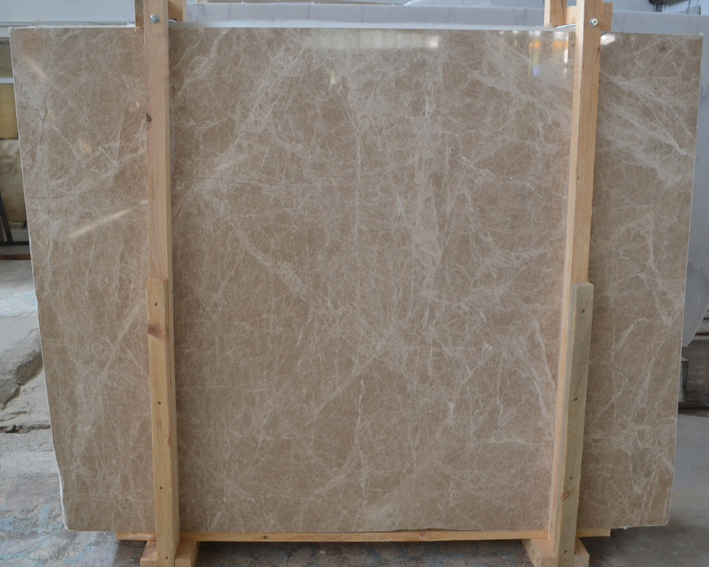 Light Emperador Slab