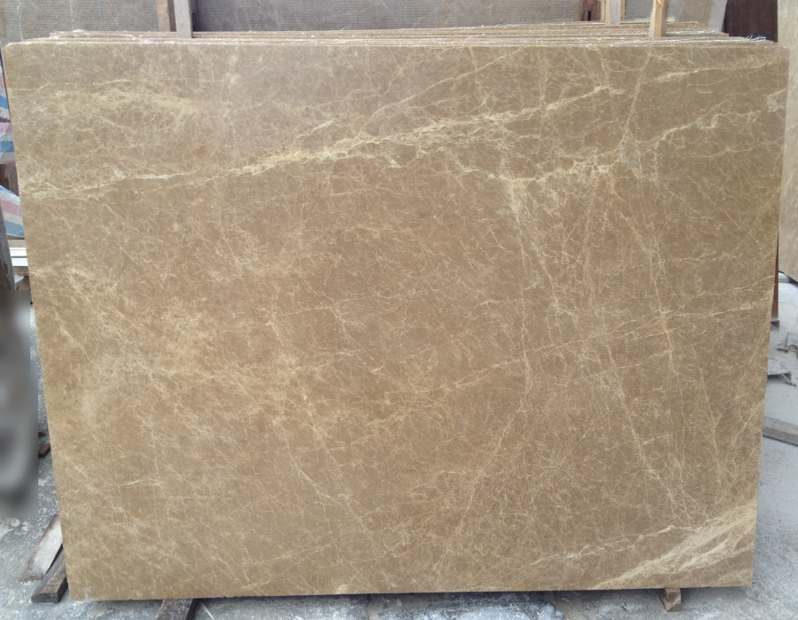 Light Emperador Marble Slabs Polished Slabs from Turkey