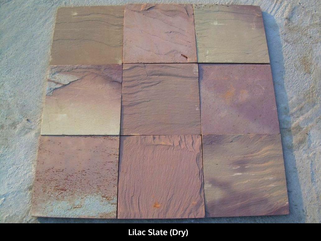 Lilac Slate Dry