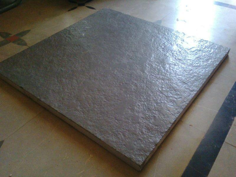 Limestone Grey - Half Honed Brushed Tiles