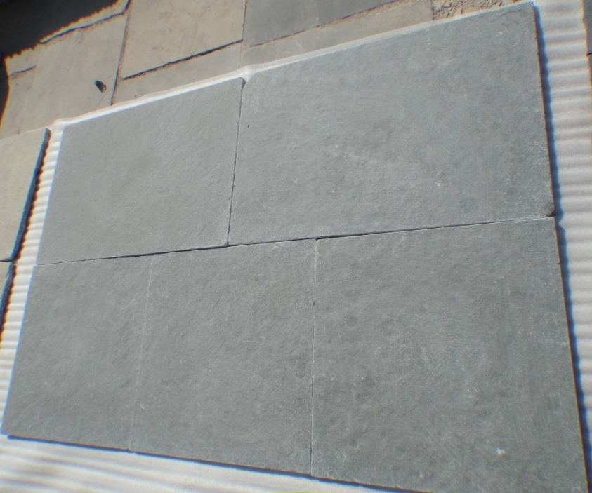 Limestone Grey - Natural Machine cut Tiles