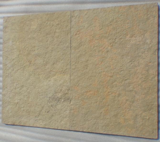 Limestone Yellow - Natural Machinecut Tiles
