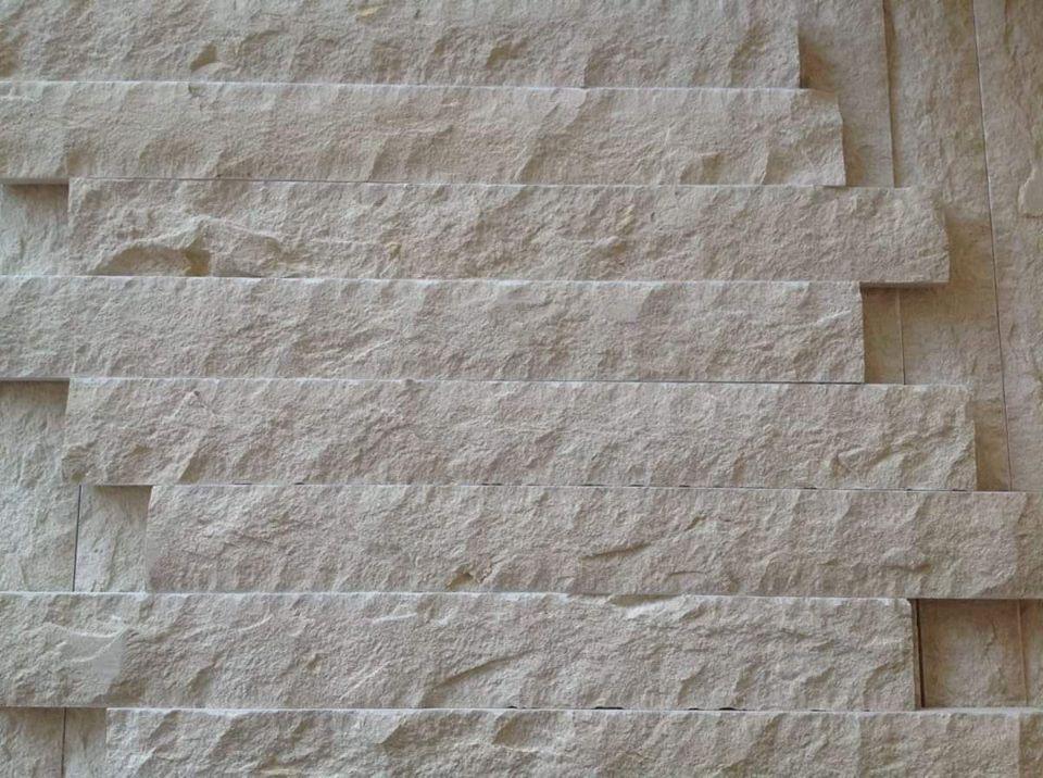 Limestone Beige Split Face