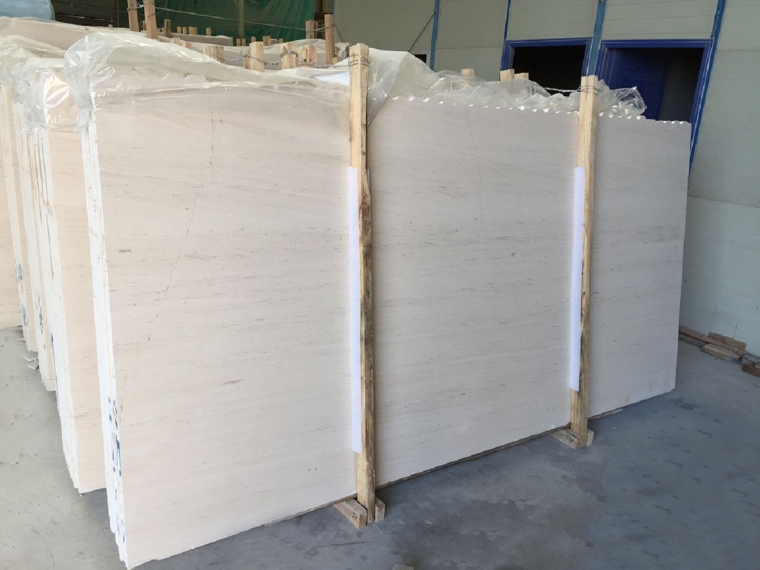 Portugal White Limestone Slabs