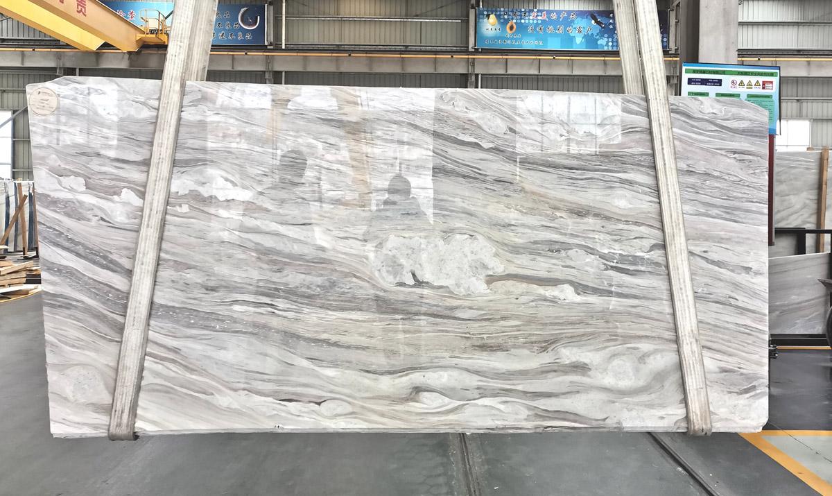 Lonia Grey Marble Polished Slabs