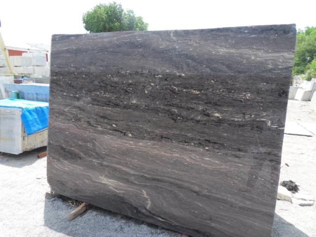 Scorpion Brown Marble Slabs