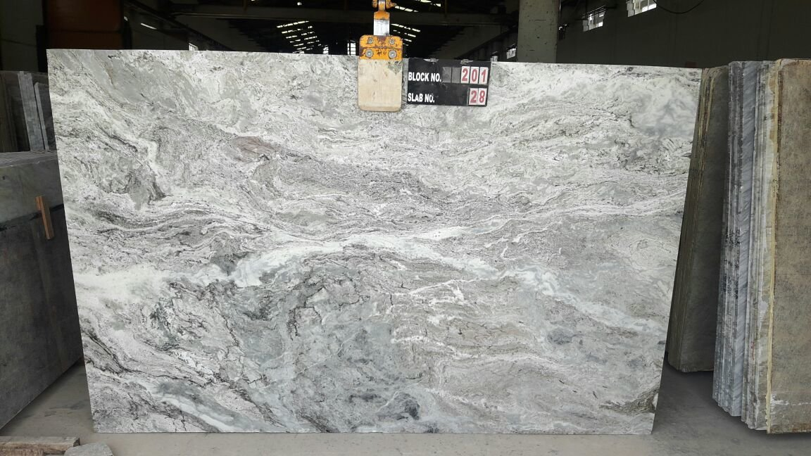 Fantasy Brown Light Marble Slabs