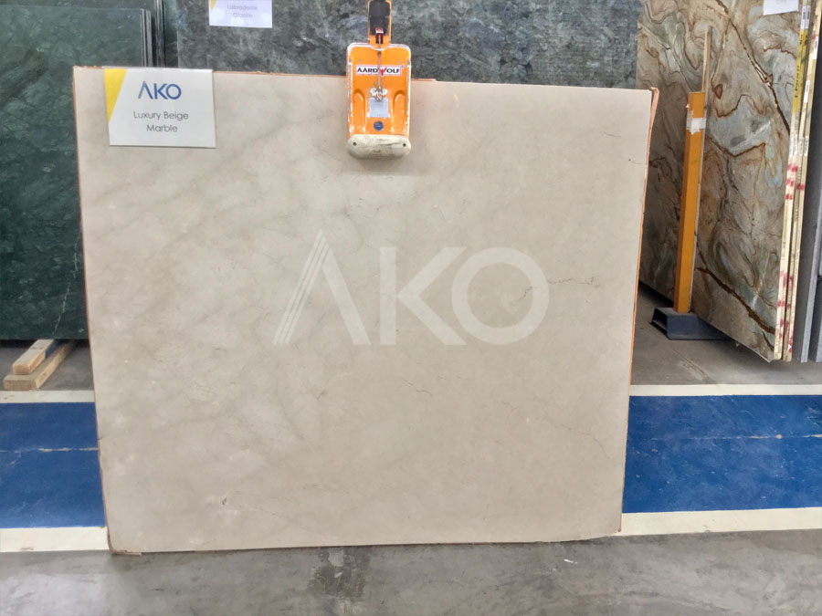 Luxury Beige Marble