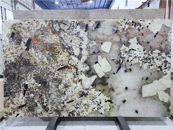 Import Pandora White Luxury Stone