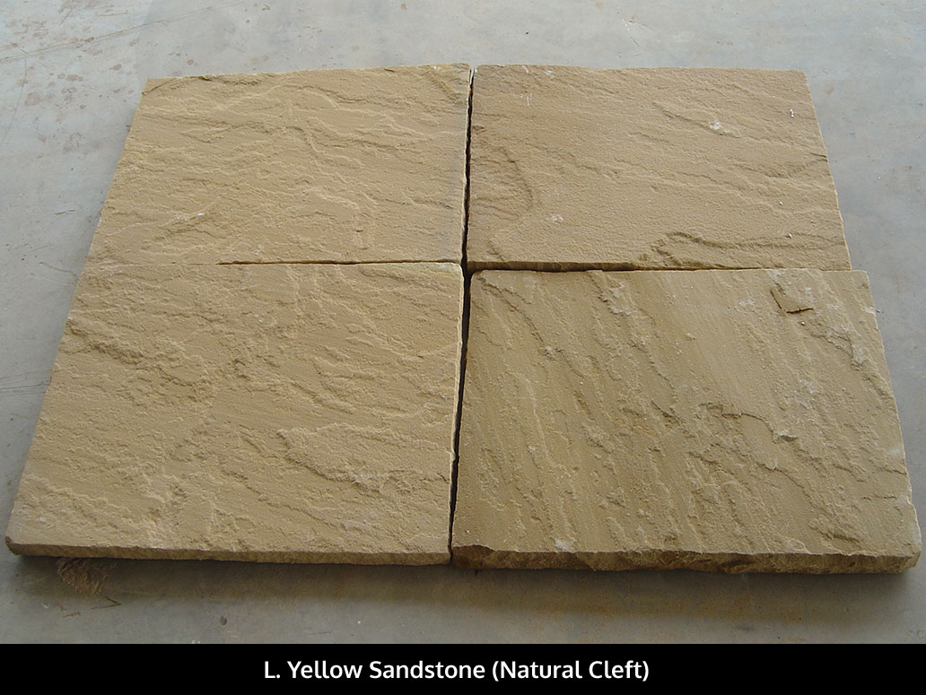 L. Yellow Sandstone