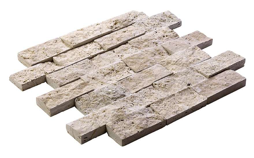 Split Face Travertine 48x10cm