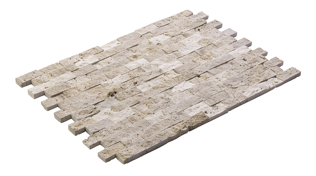 Split Face Travertine 23x48cm