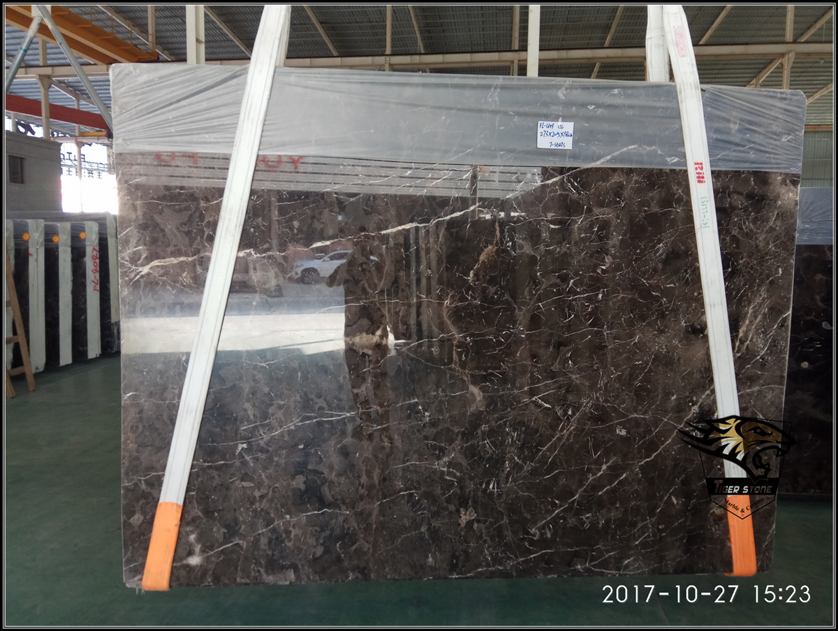 M006 Coffee Emperador Marble Slabs