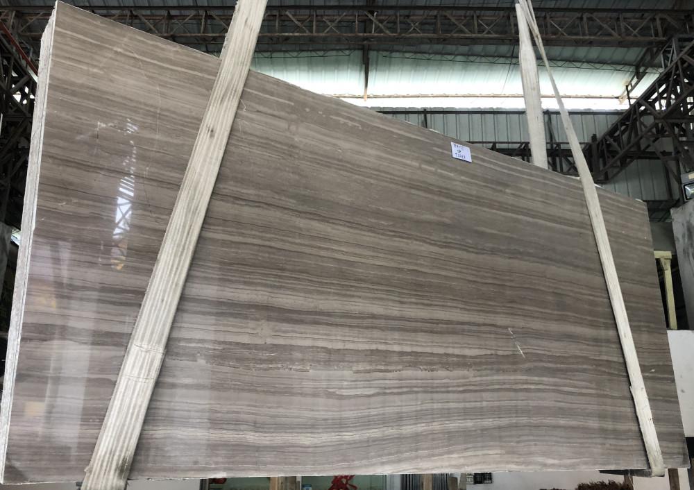 Grey Wooden Grain M010 Marble Big Slabs