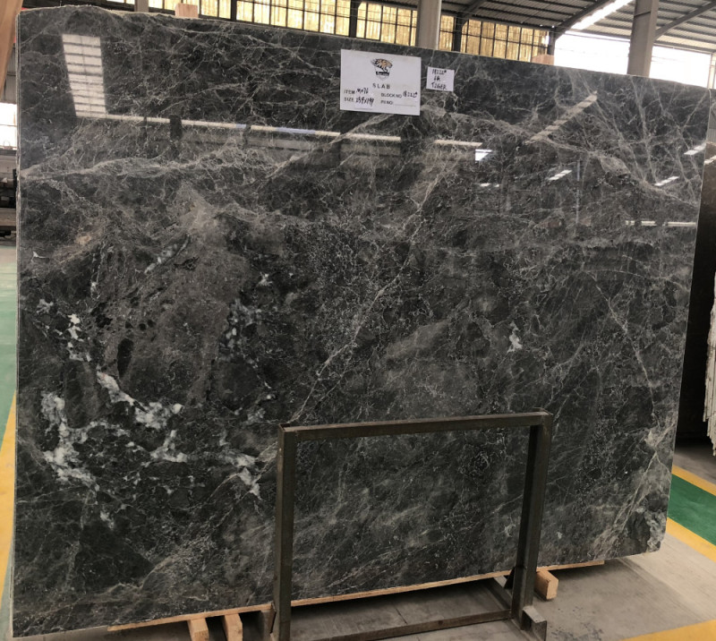 Grey Marble Big Slabs M076
