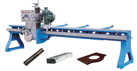 Automatic Stone Edge Polishing Machine
