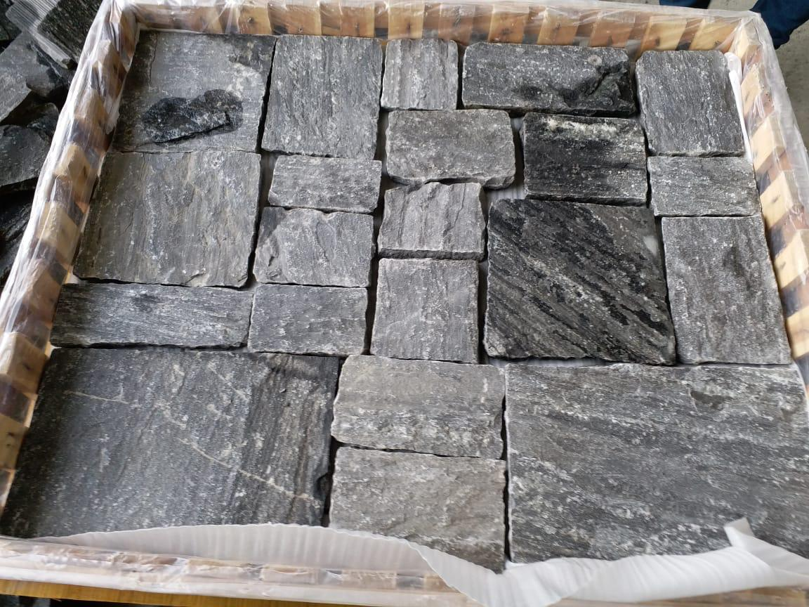 M Black - Castle Stone Tiles