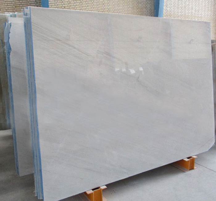 cloud white marble