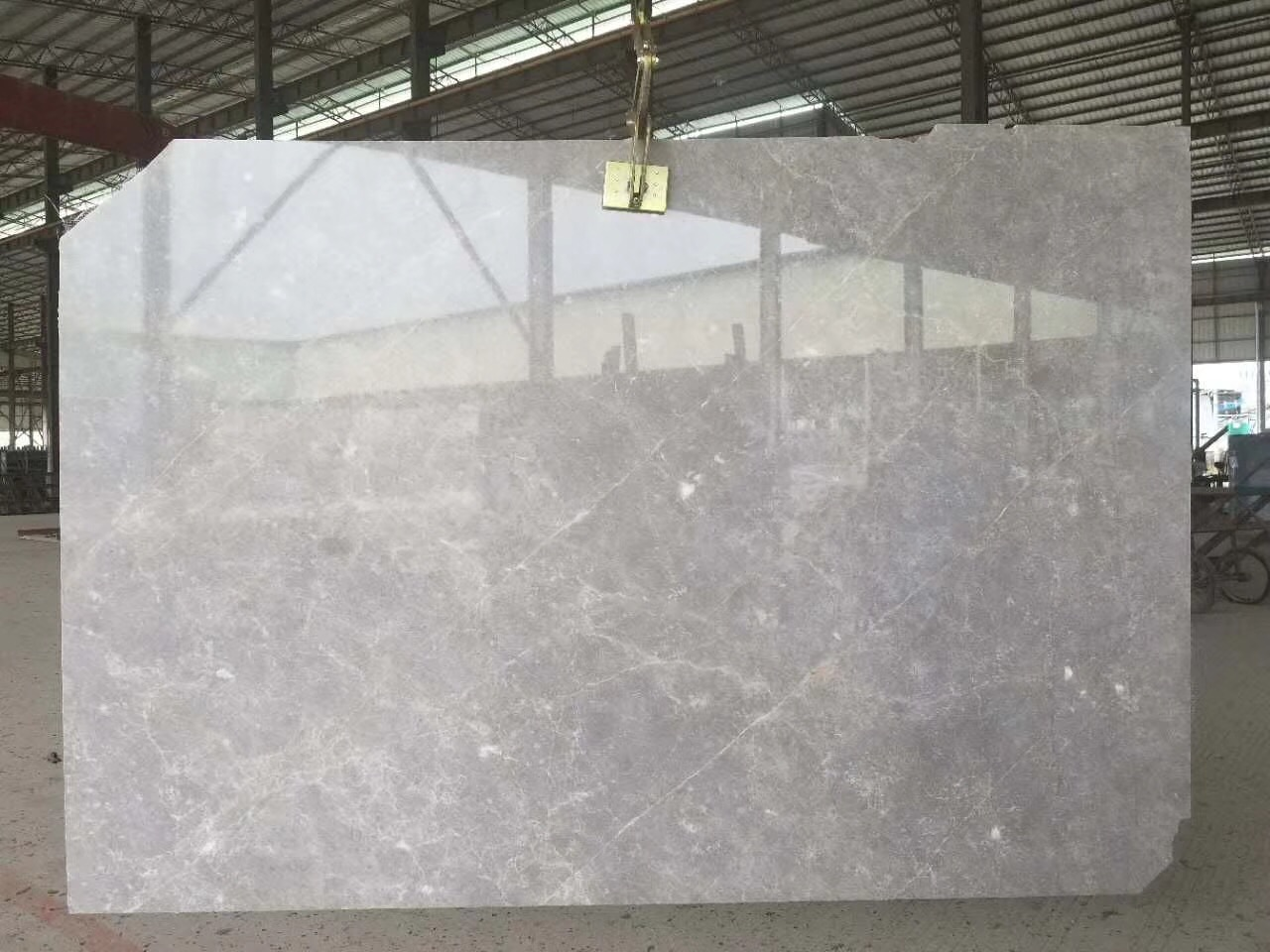Mocca Grey Marble Slabs